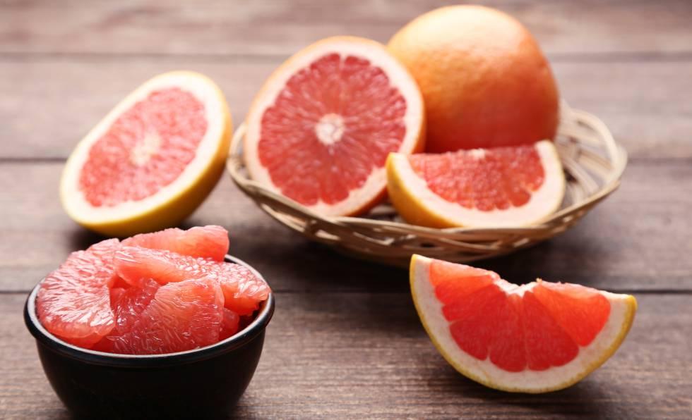 El pomelo ayuda a mantener el sistema inmunológico fortalecido